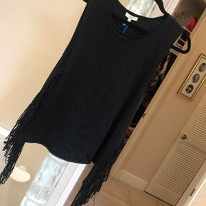 New fringe shirt by Kori